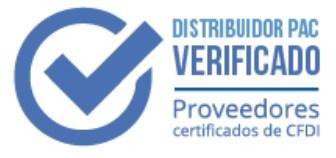 Facturación Electrónica | Sello de verificación
